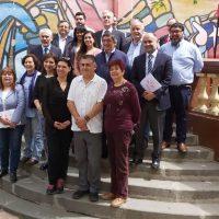 Comisión de Políticas Públicas de la CUT entregó a los partidos de oposición informe y propuestas en materia laboral