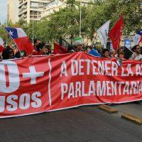 Cronología sindical: El rol de la CUT durante el estallido social